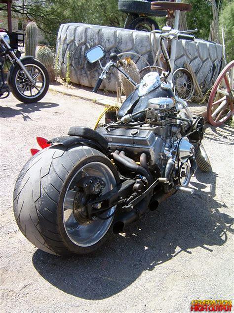 Boss Hoss Kit Bike by Sidewinder V8 Chopper Bike Generation High Output