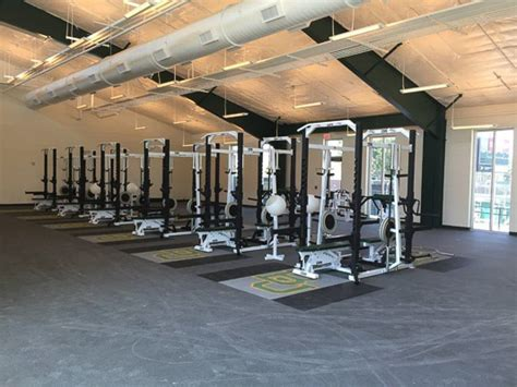 baylor weight room baylor weight room installation 2015 power lift