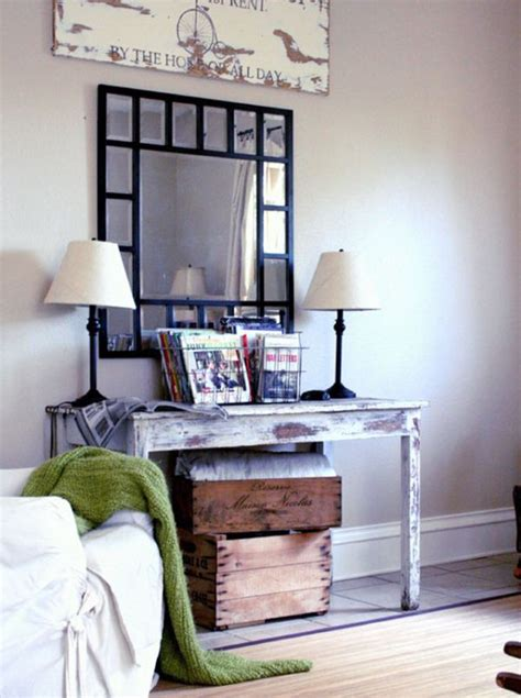 decorate sofa table how to decorate a console table top seeing the forest