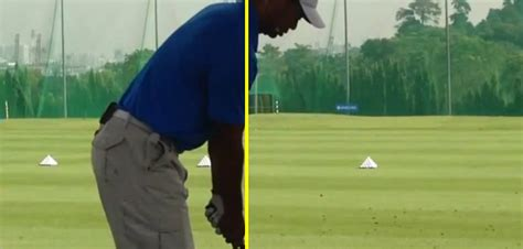golf swing ball position golf swing 106 setup distance from the golf ball hand