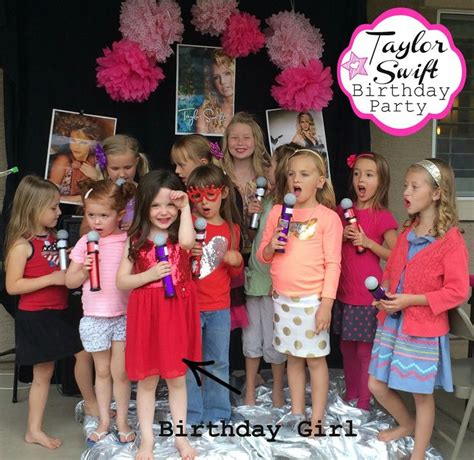taylor swift themed birthday party 726 best images about birthday party ideas on pinterest