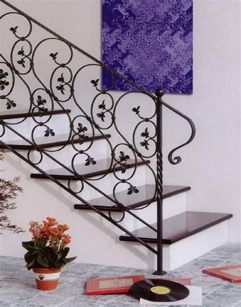 ringhiera ferro battuto prezzo ringhiere in ferro battuto scale e ascensori ringhiere