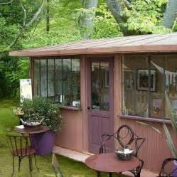 des cabanes comme des petites maisons de charme