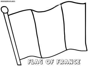 french flag coloring pages coloring pages download print