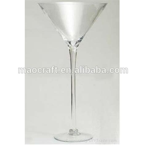 Large Martini Glass Vases Centerpieces by Martini Glass Centerpiece Buy Clear Martini Glass