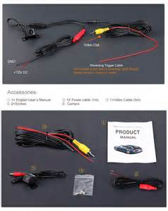 reverse camera wiring overclockers uk forums