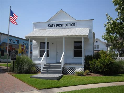 Post Office 77079 by Historic Home Tours In Katy