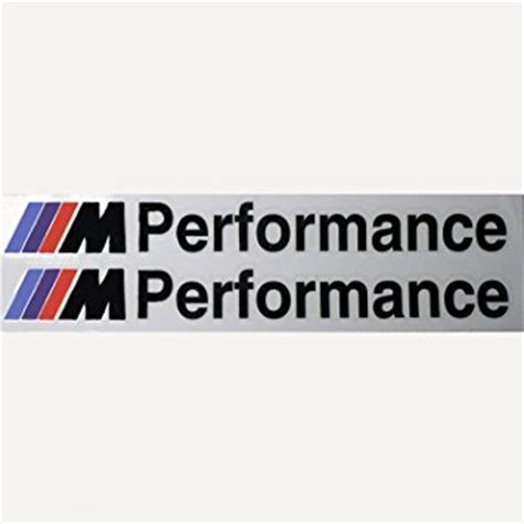 M Motorsport Sticker by Bmw M Performance Motorsport Side Decal Decal 200 Mm 2