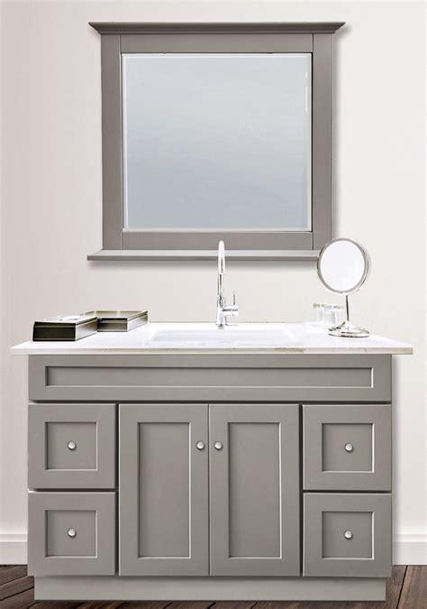stone harbor gray bathroom vanity builders surplus