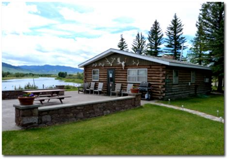 Missouri River Cabin Rentals by Fly Fishing Rental On The Missouri River Our Cabin