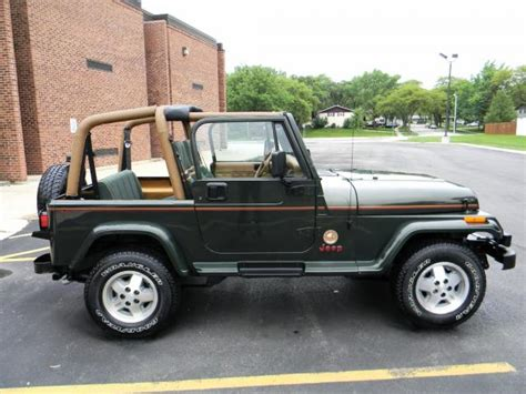 1995 Jeep Renegade 1995 Jeep Wrangler Pictures Cargurus
