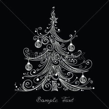 imagenes blanco y negro de navidad m 225 s de 1000 ideas sobre 193 rboles de navidad blancos en