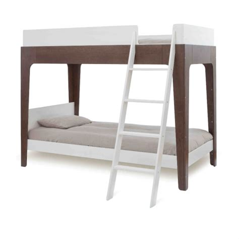 Bunk Beds Nyc Oeuf Nyc Perch Bunk Bed Walnut Diddle Tinkers