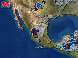 Weather Map Mexico cnn weather forecast weather forecasts doppler radar