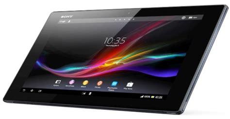 Sony Xperia Tablet Z4 Ultra Sony Xperia Z4 Tablet Foto Ne Rivela Alcune Caratteristiche Prima Mobile World Congress
