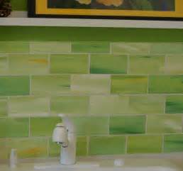 green kitchen backsplash tile the world s catalog of ideas