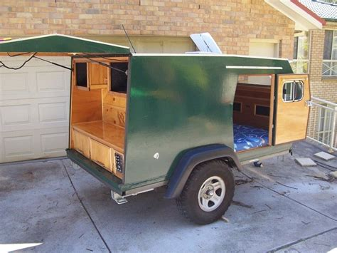 diy hard floor cer trailer plans which cer trailer you have why page earth teardrop