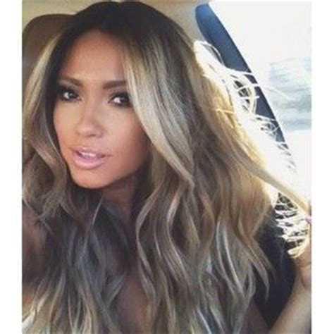 hair highlighted in front highlights in front hair pinterest highlighted hair