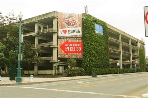 panoramio photo of pier 39 parking garage
