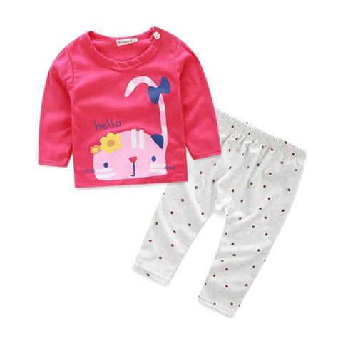 H Set Bibie Polka Kid clothing sets 2pcs toddler cat coat