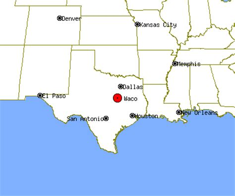 where is waco texas located on the map waco profile waco tx population crime map