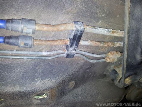 Audi 80 B4 Kraftstoffleitung by 20120727 151841 Kraftstoffleitung Verrostet Opel
