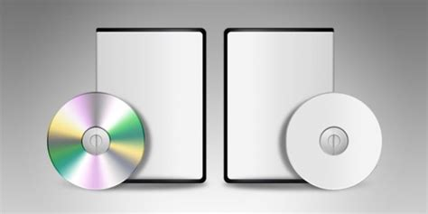 dvd template psd blank dvd cd template psd file free