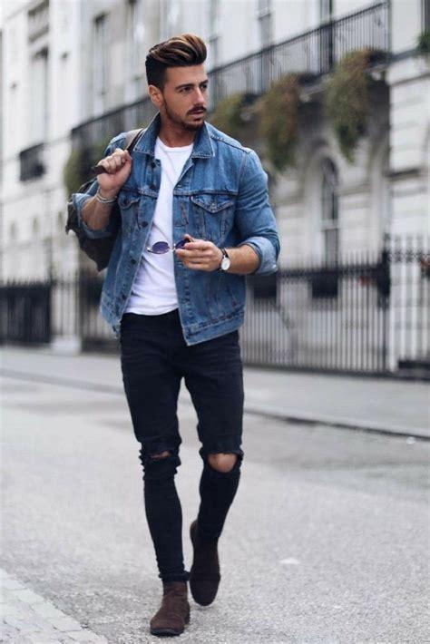 Do You Wear As Outerwear how to wear a denim jacket denim fashion and s fashion