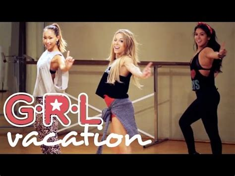 dance tutorial vacation g r l vacation dance tutorial watch the video