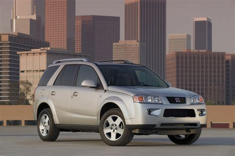 saturn vue review top speed