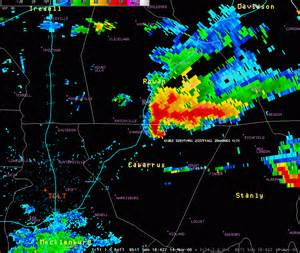Weather Radar Terminal Doppler Weather Radar Tdwr Nc