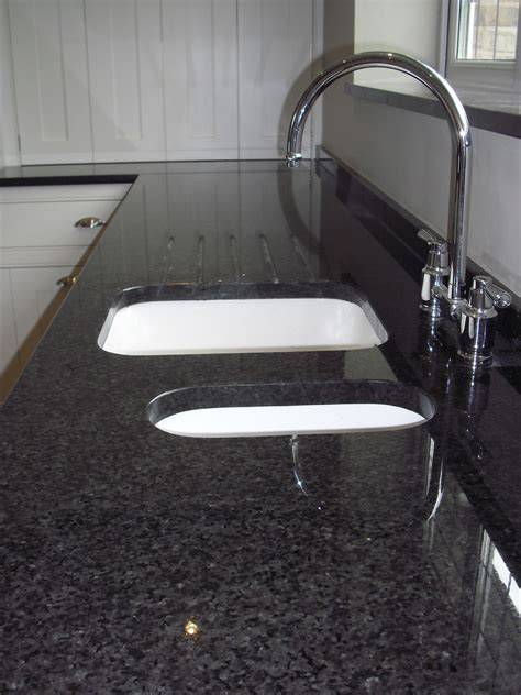 Cream Kitchen Designs by Black Pearl Granite Installed Design Photos And Reviews