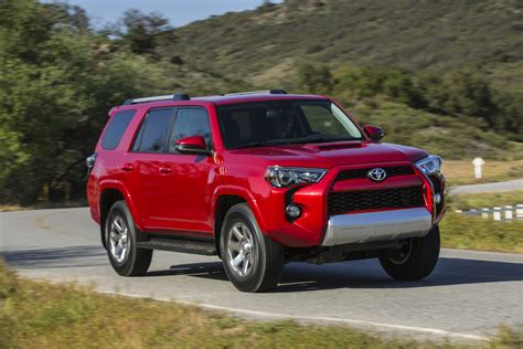 2014 Toyota 4runner Review 2014 Toyota 4runner Review Ratings Specs Prices And