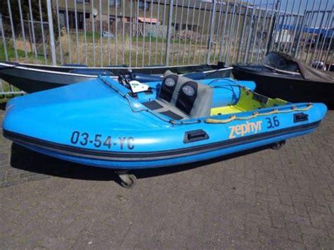 rubberboot met console zephyr 3 6 console rubberboot materiaal hapylonneopreen