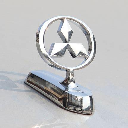 Emblem Sticker Mitsubishi Galant V6 24 car chromed emblem badge decal sticker front logo for