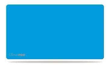Ultra Pro Solid Light Blue Playmat ultra pro solid playmat light blue accessories and supplies 187 playmats 187 solid color