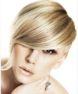 long hair styles shorter in back longer in front with layers very short modern women hairstyle with long side swept