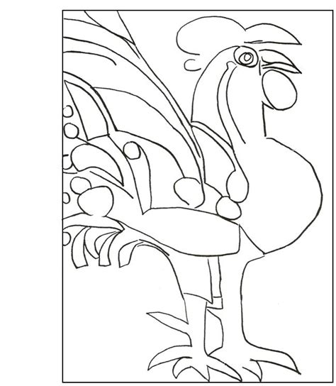 free coloring pages of the persistence of memory