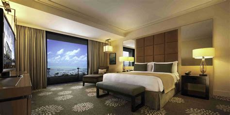 In The Rooms by Club Room In Marina Bay Sands Singapore Hotel