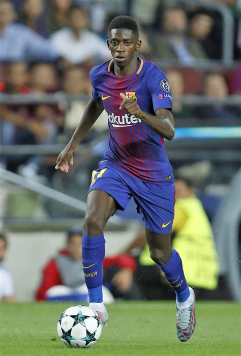 barcelona dembele barcelona news spanish paper claim they know why ousmane