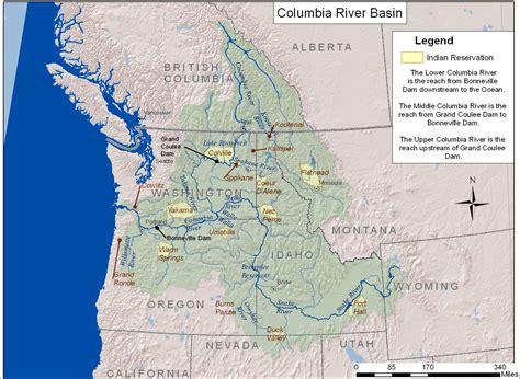 columbia river map usa bedrock dreams 10 01 2011 11 01 2011