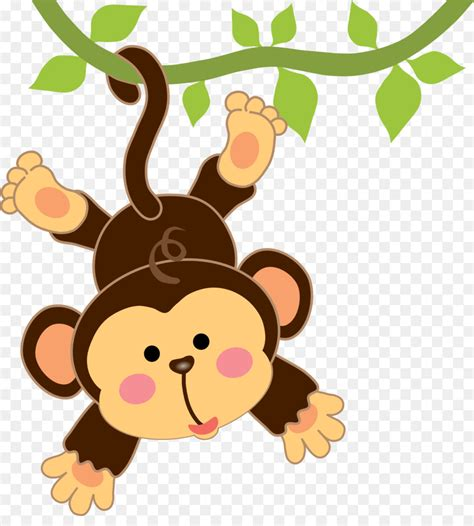 safari monkey cliparts png