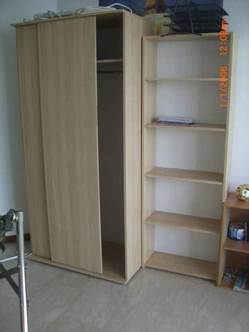 Wardrobes For Sale In Singapore by Used Wardrobe And Bookshelf For Sale In Singapore Adpost