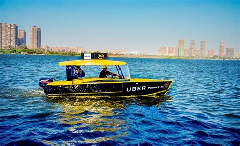 uber boat uber set to launch uberboat letting us escape cairo