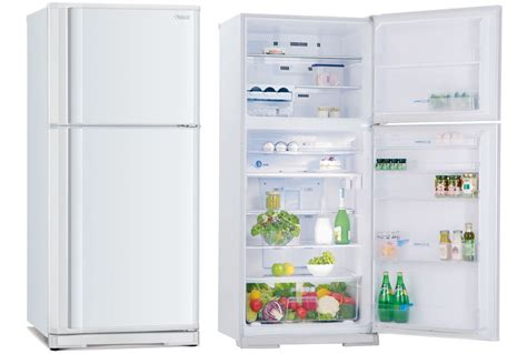 mitsubishi electric refrigerator mr508cwa mitsubishi electric fridge the electric discounter