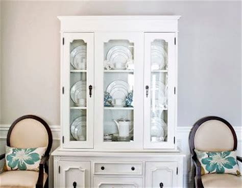 White Dining Room Display Cabinets 17 Best Images About China Cabinet On China