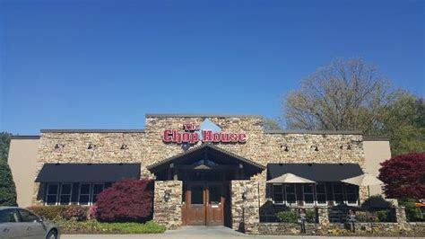 chop house kingsport blue cheese picture of the chop house kingsport tripadvisor