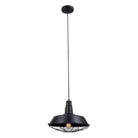 globe electric 1 light matte globe electric damon 1 light matte black pendant 65812 the home depot