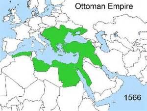 Ottoman Empire Largest Borders Renaissance For Ottoman Empire