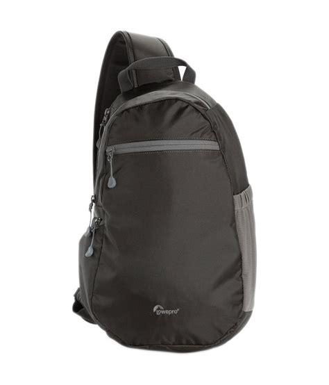 lowepro grey streamline sling bag price in india buy